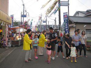高鍋町火産霊神社夏祭り-s