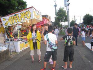 新富町八幡神社夏祭り-s